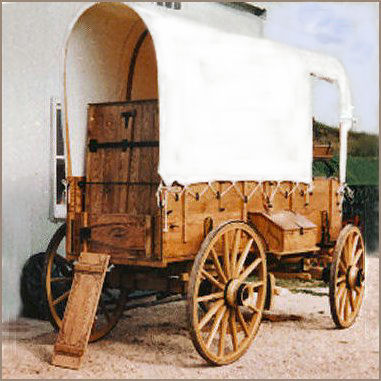 Custom Chuck Wagons, Horse Drawn Chuck Wagons