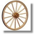 Wagon Wheel, Cannon Wheels, Carriage Wheels