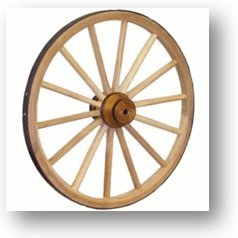 Cannon Wheels For Real Working Cannons
