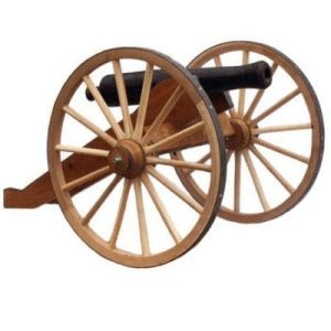 Decorative Yard Cannon
